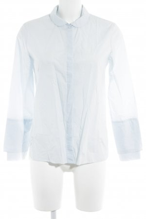 COS Hemd-Bluse hellblau Business-Look