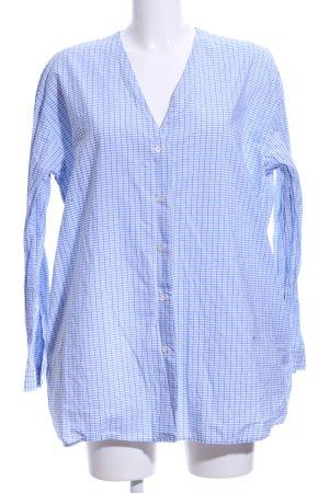COS Camicia blusa motivo a quadri stile classico