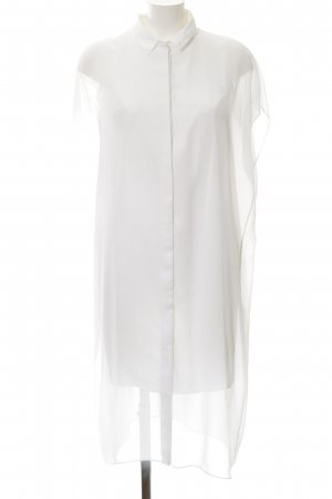 COS Shirtwaist dress white simple style