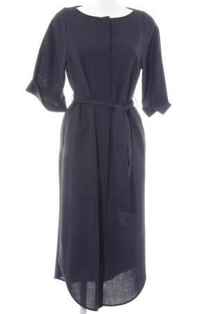 COS Shirtwaist dress blue elegant