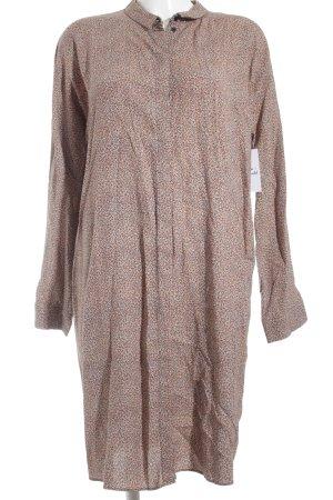 COS Robe chemise motif abstrait style décontracté