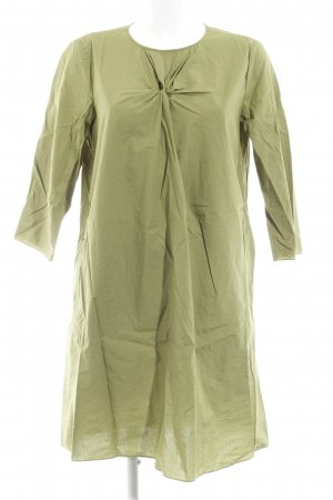 COS Robe chemise vert gazon style décontracté