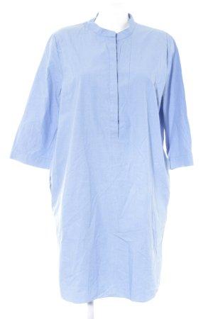 COS Shirtwaist dress azure-cornflower blue casual look