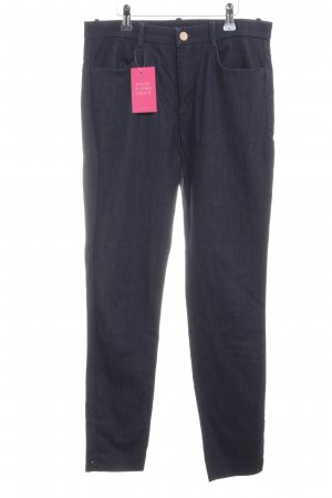 COS Hoge taille jeans blauw simpele stijl