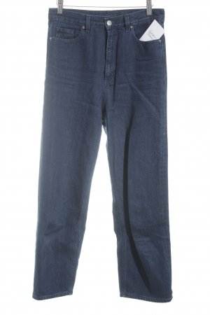 COS High Waist Jeans dunkelblau Casual-Look