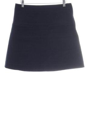 COS High Waist Skirt dark blue casual look