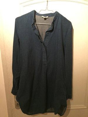 COS - Hochwertige, lange Jeansbluse