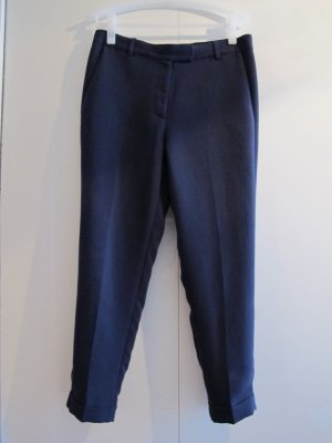 COS Hose Chino Bundfaltenhose 38 grau Jeans 7/8 Hose