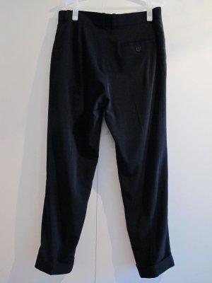 COS Hose Chino Bundfaltenhose 40 schwarz Jeans