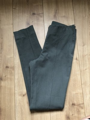 COS Hose highwaist slim skinny grün 36