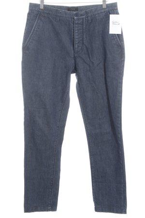COS Hüftjeans dunkelblau Jeans-Optik