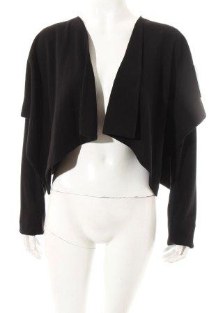 COS Jacke schwarz klassischer Stil