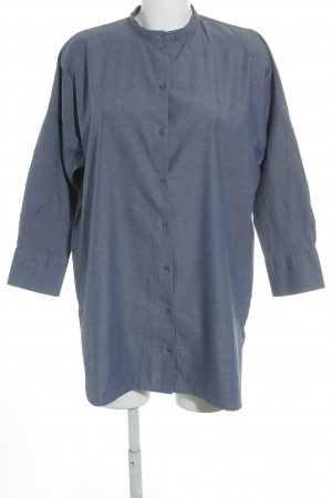 COS Jeans blouse azuur Jeans-look