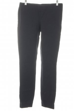 COS Jeggings schwarz Allover-Druck Casual-Look