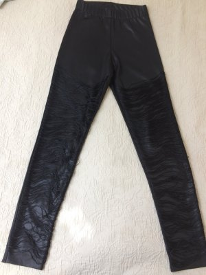 COS Jeggings schwarz