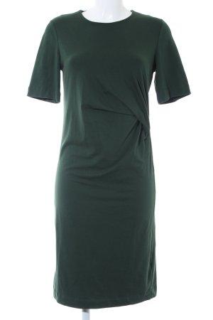 COS Jerseykleid waldgrün College-Look