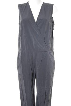 COS Jumpsuit grau minimalistischer Stil