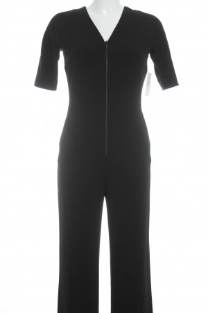 COS Jumpsuit schwarz Business-Look