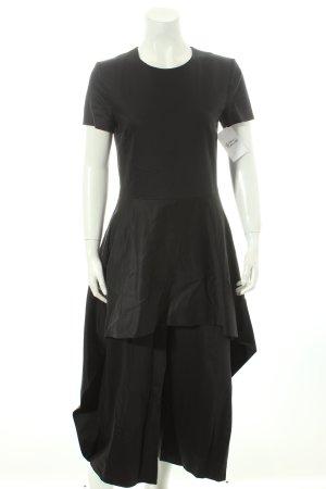 COS Jumpsuit schwarz extravaganter Stil