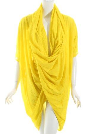 COS Kaftan gelb schlichter Stil