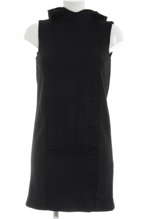 COS Hooded Dress black casual look