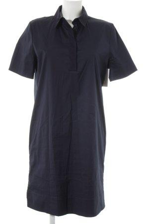 COS Blousejurk donkerblauw elegant