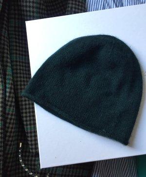 COS Chapeau en tricot vert foncé-vert