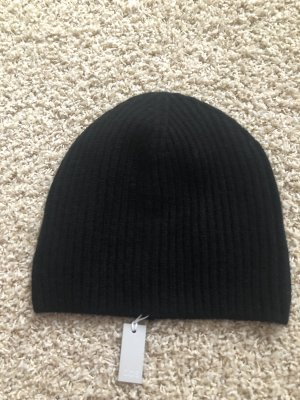 COS Knitted Hat black
