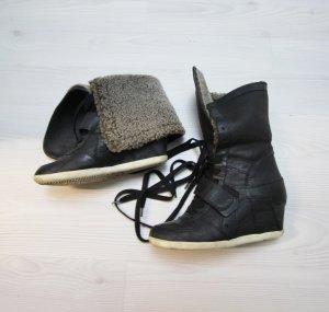 COS Keilabsatz Boots Wedges