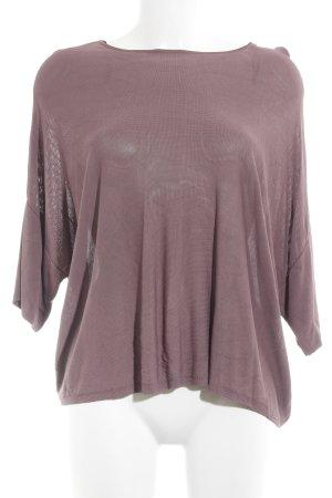 COS Kimono Pullover graulila Casual-Look