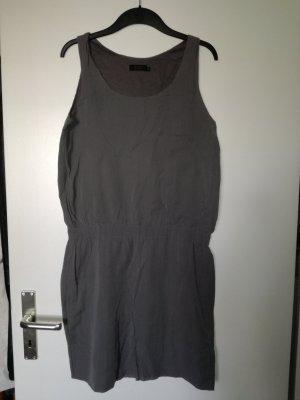COS Kleid aus dickem Chiffon mit Unterlage
