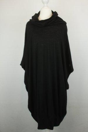 COS Kleid Ballonkleid Wollkleid Gr. M schwarz oversized