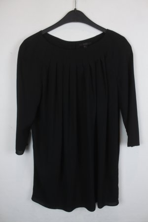COS Kleid Blusenkleid Gr. 34 schwarz (18/5/024)