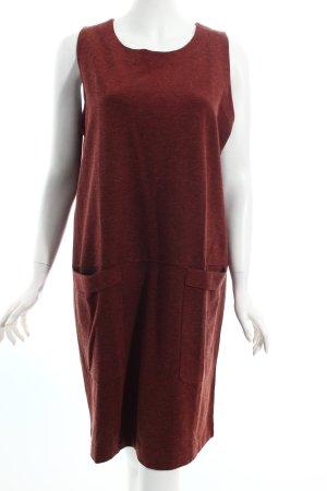 COS Kleid braunrot schlichter Stil
