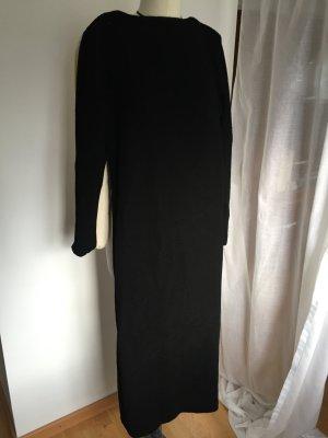 COS Kleid, elegant, wadenlang. Schwarz
