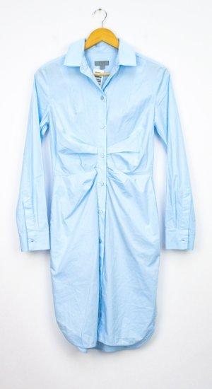 COS Shirtwaist dress azure