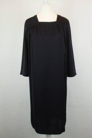 COS Kleid Gr. 34 dunkelblau oversized
