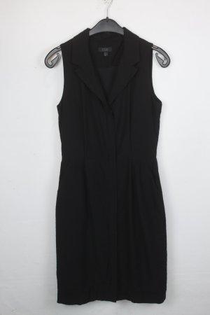 COS Kleid Gr. 34 schwarz (18/4/399)