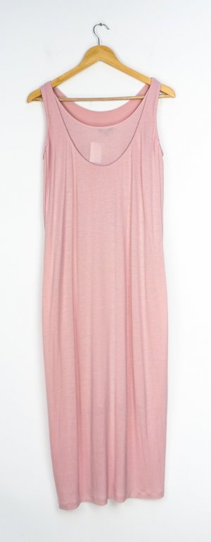 COS Maxi Dress rose-gold-coloured
