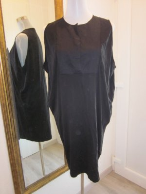 COS Kleid Gr XS/S schwarz Ärmellos