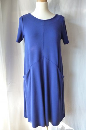 COS Kleid in blau-lila in S
