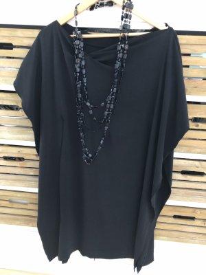 COS Kleid mit Kette schwarz Gr. XS / 34