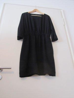 COS Avondjurk zwart Polyester