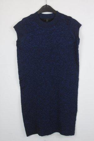 COS Kleid Strickkleid Gr. XS blau (18/5/034)