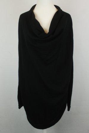COS Woolen Dress black wool