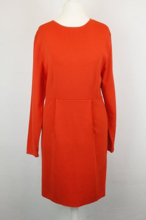 COS Kleid Strickleid Gr. XS orange