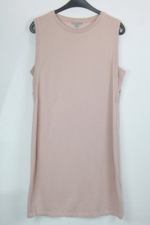 COS Kleid Sweatkleid Gr. M nude (18/6/210)