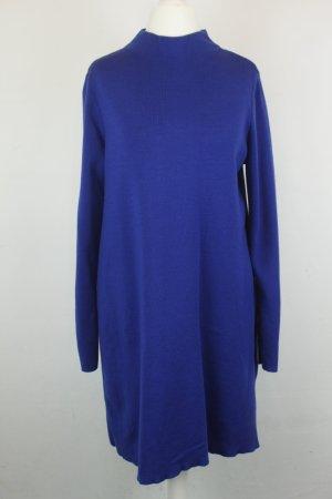 COS Kleid Wollkleid Gr. S blau
