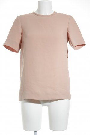 COS Short Sleeved Blouse nude-pink nude look