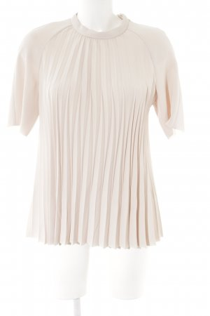 COS Kurzarm-Bluse rosé Elegant